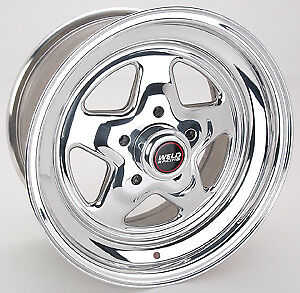 Weld Racing 96 58210 15 X 8in Pro Star 5 X 4 5in 5 5in Bs