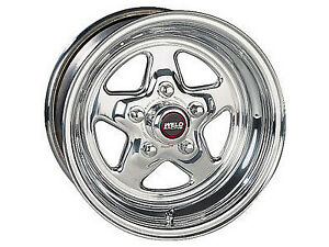 Weld Racing 96 56276 15 X 6in Pro Star 5 X 4 75in 3 5in Bs