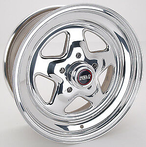 Weld Racing 96 57208 15 X 7in Pro Star 5 X 4 50 In 4 5in Bs