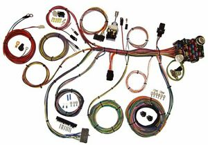 American Autowire 1955 1959 Chevy Truck Classic Update Wiring Kit 500481