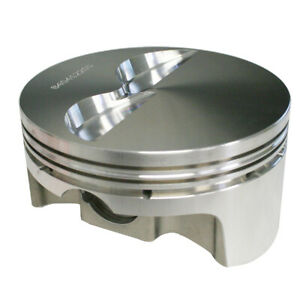Pro Max Pistons Sbc 2618 Forged 23 Degree Flat Top 5 0cc Howards Cams 840412205