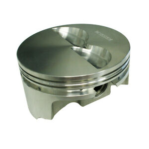 Pro Max Pistons Sbc 2618 Forged 23 Degree Flat Top 6 0cc Howards Cams 841200306