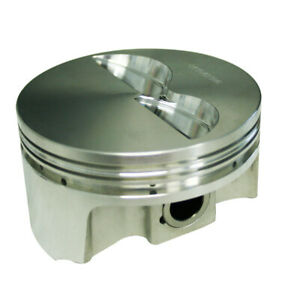 Pro Max Pistons Sbc 2618 Forged 23 Degree Flat Top 6 0cc Howards Cams 841642306