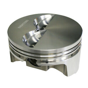 Pro Max Pistons Sbc 2618 Forged 23 Degree Flat Top 5 0cc Howards Cams 840412305