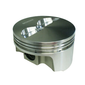 Pro Max Pistons Sbc 2618 Forged 23 Degree Flat Top 6 0cc Howards Cams 841542306