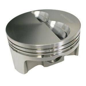 Pro Max Pistons Sbc 2618 Forged 23 Degree Flat Top 5 0cc Howards Cams 840425205