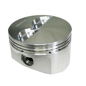Pro Max Pistons Sbc 2618 Forged 23 Degree Flat Top 5 0cc Howards Cams 840455205