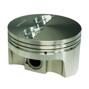 Pro Max Pistons Sbc 2618 Forged 23 Degree Flat Top 5 0cc Howards Cams 849355205