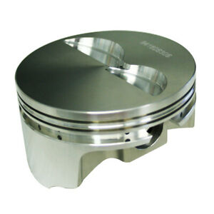Pro Max Pistons Sbc 2618 Forged 23 Degree Flat Top 6 0cc Howards Cams 841606306
