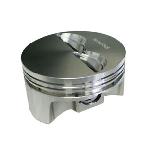 Pro Max Pistons Sbc 2618 Forged 23 Degree Flat Top 5 0cc Howards Cams 840425305