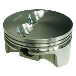 Pro Max Pistons Sbc 2618 Forged 23 Degree Flat Top 5 0cc Howards Cams 840612305