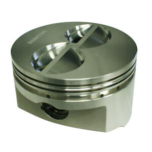 Pro Max Pistons Sbc 2618 Forged 4 Valve Relief 23 Flat Top 5 0cc Howards Cams 84