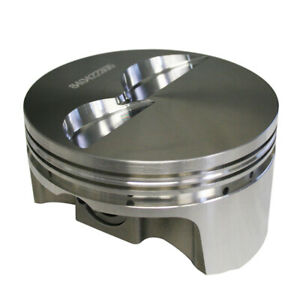 Pro Max Pistons Sbc 2618 Forged 23 Degree Flat Top 5 0cc Howards Cams 840422305