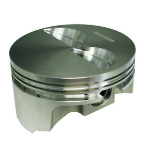 Pro Max Pistons Sbc 2618 Forged 23 Degree Flat Top 6 0cc Howards Cams 841206306