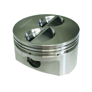 Pro Max Pistons Sbc 2618 Forged 4 Valve Relief 23 Degree Flat Top 5 0cc Howards