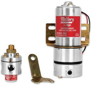 Mallory 29208 Comp Pump Series 140