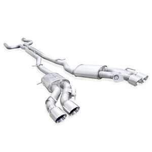 Stainless Works Cadillac Cts v 2016 18 Sedan Exhaust Factory Connect Catback