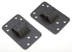 Trans Dapt 9632 Solid Chevy Frame Mounts Pair