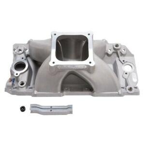 Edelbrock 28978 Super Victor Ii Intake Manifold For Bbc 10 2 Tall Deck