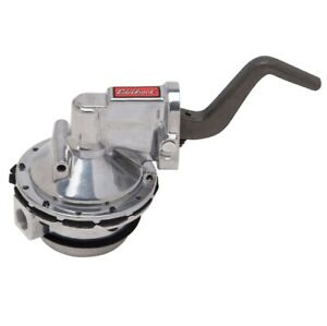 Edelbrock 1713 Performer Rpm Mechanical Fuel Pump For Pontiac V8