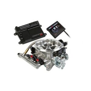 Holley 550 409 Terminator Ls Tbi Kit For Gm Ls1 ls6 99 07 4 8 5 3 6 0 Engines