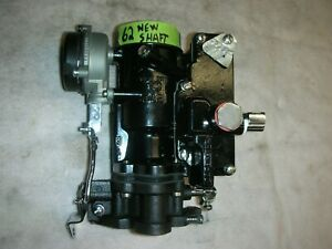 Corvair62 Turbo Yh Carb 1362 Fully Rebuilt To 63 64 Specs New Shaft Chrome