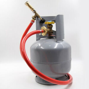 Welding Torch W Hose Propane Turbo Torch For Plumbing Air Conditioning