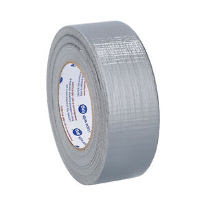 48 Rolls Silver Duct Tape 2 X 60 Yards 9 Mil Waterproof Utility Grade Tapes