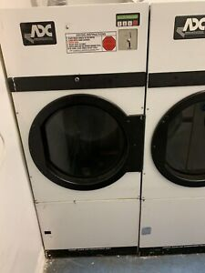 4adc Single Dryer 6wascomat W 74 110v Used