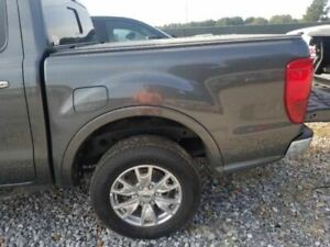 2019 19 Ford Ranger Lariat Pick Up Box Bed Assembly With Gate Blind Spot Lamps