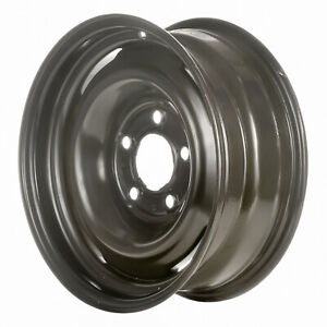 01613 Refinished Steel Wheel 15x6 Fits Chevrolet 1500 Series Truck 4x2 1988 2002