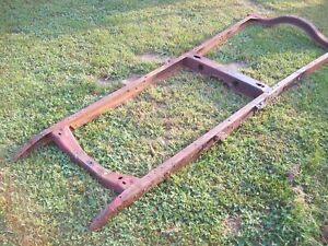 1928 1929 1930 1931 Model A Ford Car Frame Jalopy A Trog Rat Rod Tub T Bucket