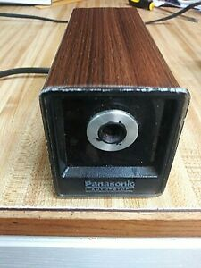 Panasonic Vintage Electric Pencil Sharpener With Auto Stop Kp 77