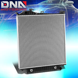 For 2007 2010 Ford Explorer Sport Trac At Factory Style 2952 Aluminum Radiator