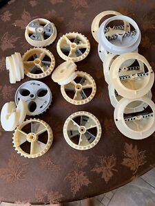 Northwestern Adjustable Merchandise Vending Wheel Set Candy Nut Chicle Gum X7
