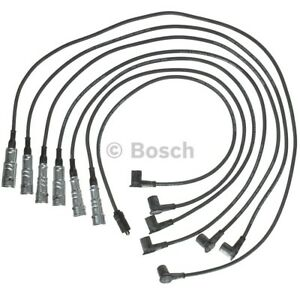 Bosch Spark Plug Wire Set For Mercedes 09024 Ships Fast