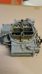Holley Carburetor Carb 80504 Annular Discharge 4160 Ford Chevy Dodge 600
