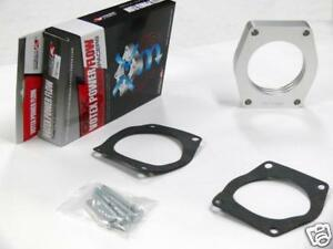 Obx Throttle Body Spacer 07 08 For Chevy Tahoe Vortec All