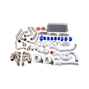 Cxracing Twin Turbo Manifold Intercooler For 67 72 Chevy C10 Truck Bbc Big Block