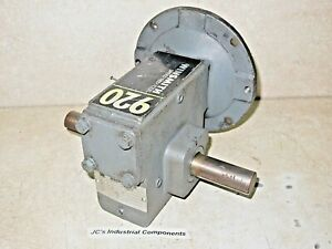 Winsmith 5 1 Ratio 920 Speed Reducer 56c 418 In Lbs