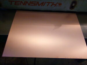 20 Sheets Copper Clad Laminate Fr 4 1 Oz Double Sided 18 X 24