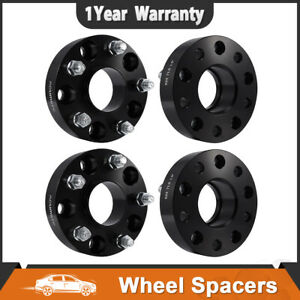4 1 5 5x5 5 Hubcentric Wheel Spacers For Jeep Wrangler Grand Cherokee Wj Wk
