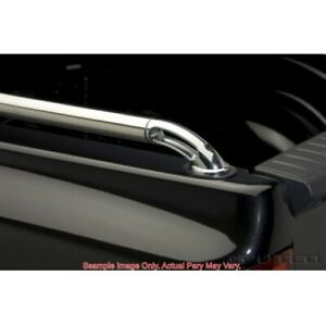 Putco 89888 Stainless Steel Locker Side Bed Rails With Toolbox Universal