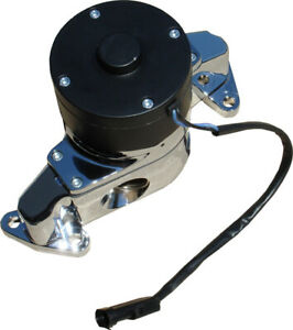 68220c Sbf Electric Water Pump Chrome