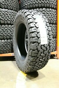 5 New Bf Goodrich All Terrain T A Ko2 126s Tires 2756520 275 65 20 27565r20