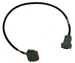 Nema Output Cable 63076b For Trimble Cfx750 Fmx Fm1000