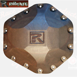 Riddler Mfg Made In Usa Cnc Rear Differential Cover For Gm 10 5 14 Bolt Rg14