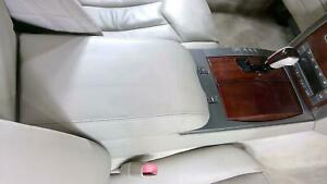 04 09 Cadillac Xlr Shale Center Floor Console Assembly With Dark Wood Trim Plate
