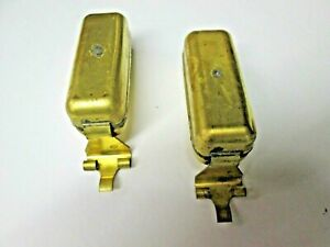 1957 57 Ford 4 Barrel 312 Cu In Carburetor Floats Nos Pair