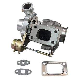 Cxracing T3 Internal Wastegate 8psi Turbo Charger 0 42 Ar 0 63 A R 350 Hp
